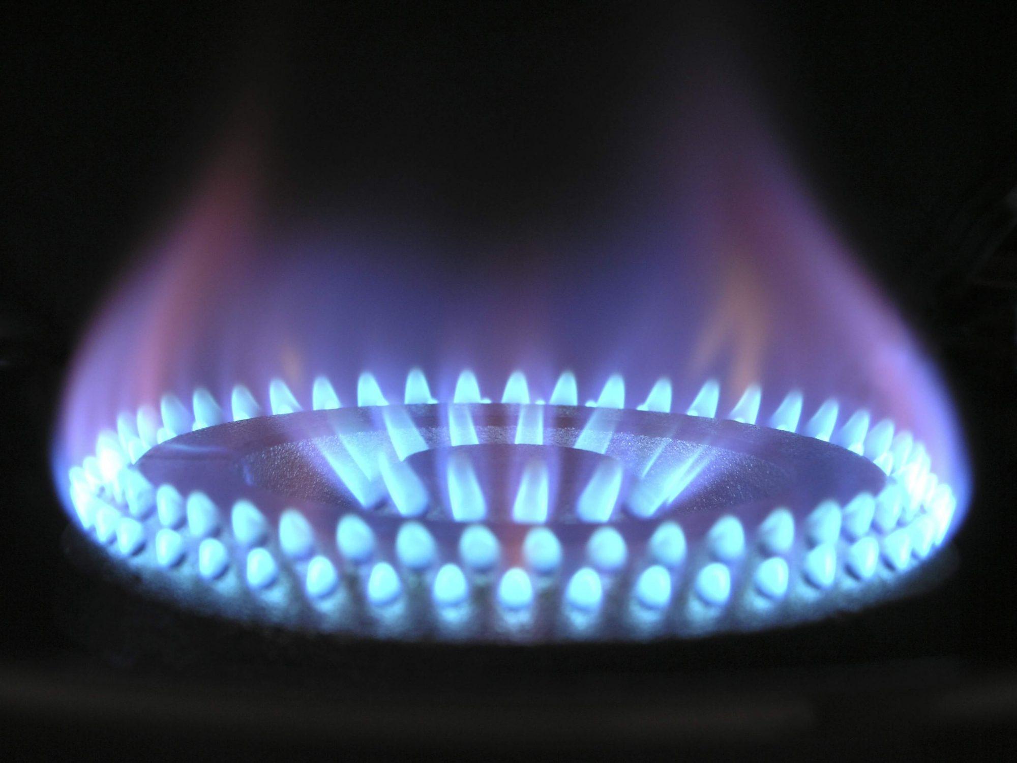 Rodzaje ogrzewania - gaz